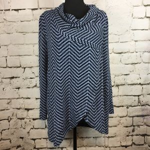 The Limited convertible cardigan size medium